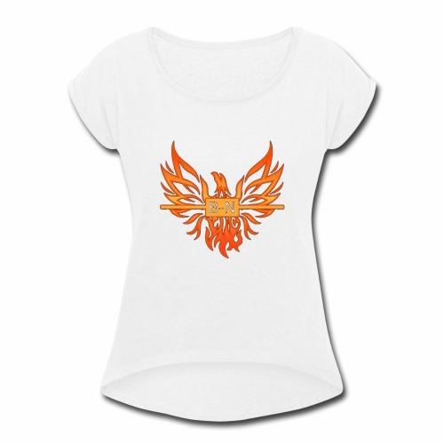 BN - Women's Roll Cuff T-Shirt