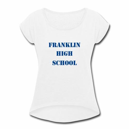 FHS Classic - Women's Roll Cuff T-Shirt