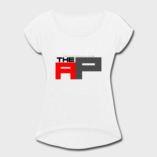 tAP - Women's Roll Cuff T-Shirt