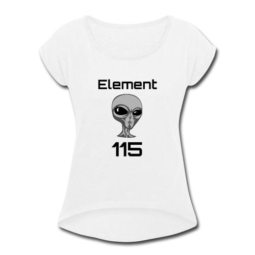 Element 115 - Women's Roll Cuff T-Shirt