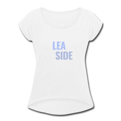 Leaside Toronto Neighbourhoods - Women's Roll Cuff T-Shirt