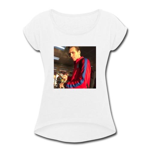 profile1 - Women's Roll Cuff T-Shirt