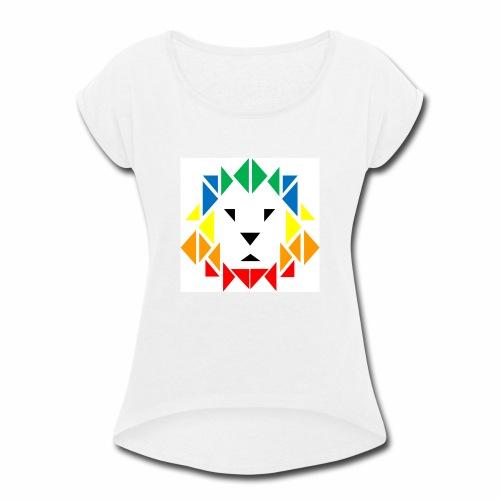 LGBT Pride - Women's Roll Cuff T-Shirt