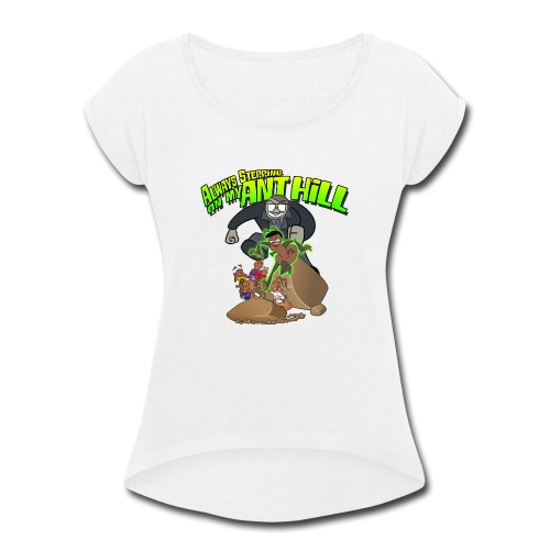 Ant Bully - Women's Roll Cuff T-Shirt