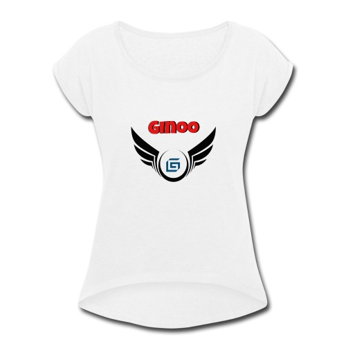 Ginoo T-Shirt - Women's Roll Cuff T-Shirt