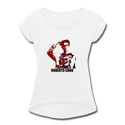 Untitled - Women's Roll Cuff T-Shirt