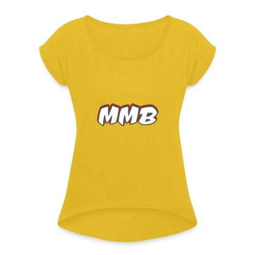 MMB - Women's Roll Cuff T-Shirt