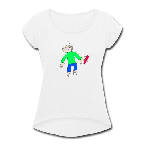 BALDIS BASICS - Women's Roll Cuff T-Shirt