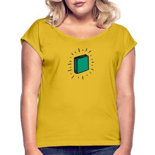 Book - Women's Roll Cuff T-Shirt