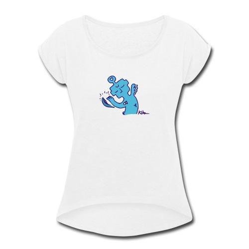 Solace Entity - Women's Roll Cuff T-Shirt