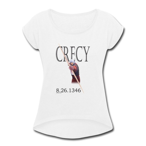 Crecy Standard Men's T - Women's Roll Cuff T-Shirt