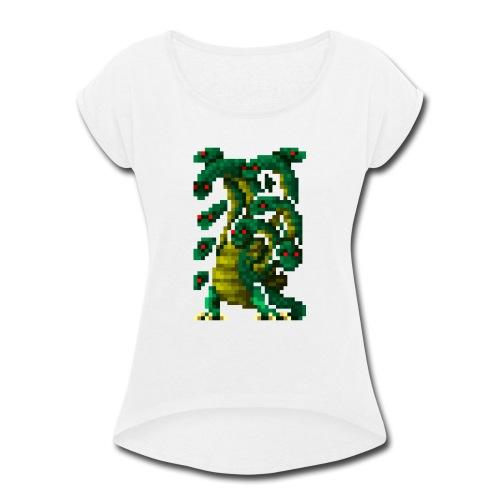 Hydra - Women's Roll Cuff T-Shirt
