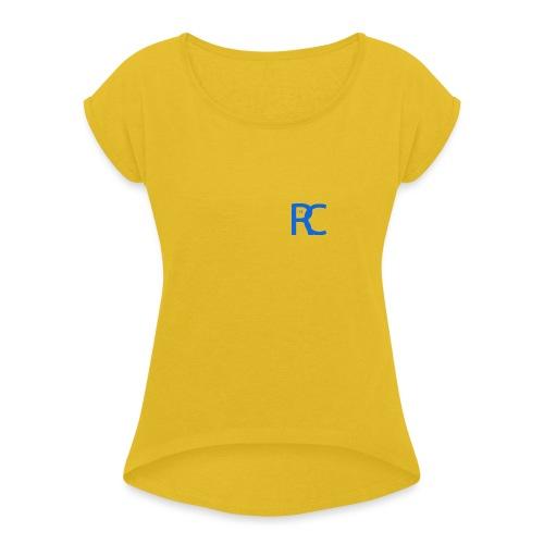 Blu REACH - Women's Roll Cuff T-Shirt