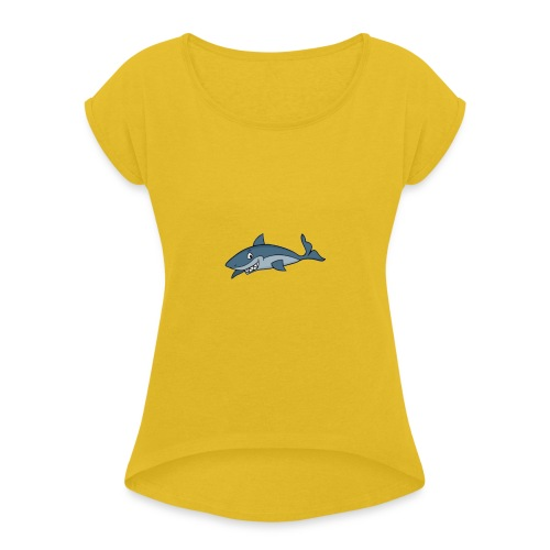 IMG 4124 - Women's Roll Cuff T-Shirt