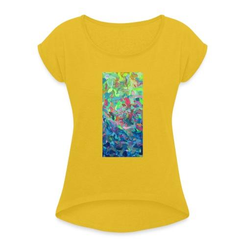 Day to Night - Women's Roll Cuff T-Shirt
