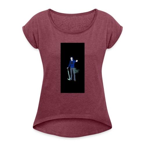 stuff i5 - Women's Roll Cuff T-Shirt