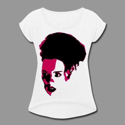 Bride - Women's Roll Cuff T-Shirt