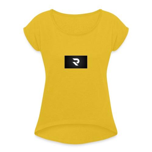 IMG 2368 - Women's Roll Cuff T-Shirt