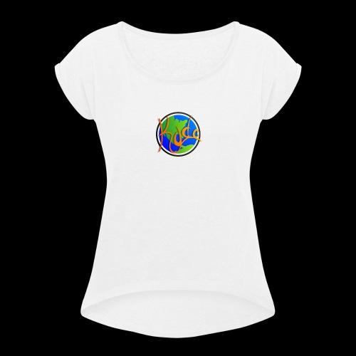 Koda Gen #1 - Women's Roll Cuff T-Shirt