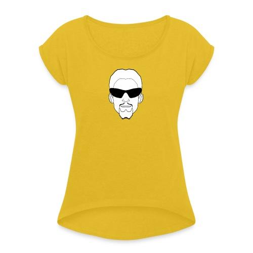 Thomas EXOVCDS - Women's Roll Cuff T-Shirt