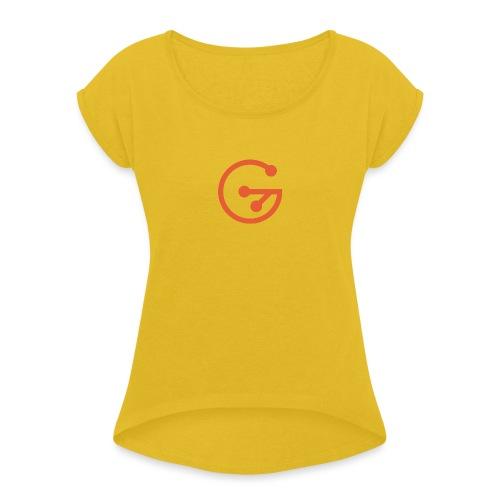 GitMarket - Women's Roll Cuff T-Shirt