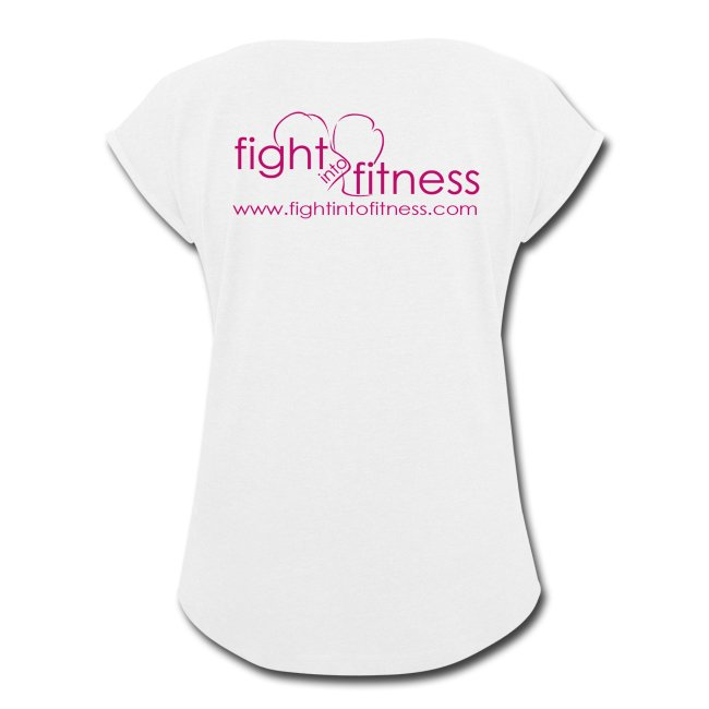 FIF Woman's T-Shirt (Magenta)