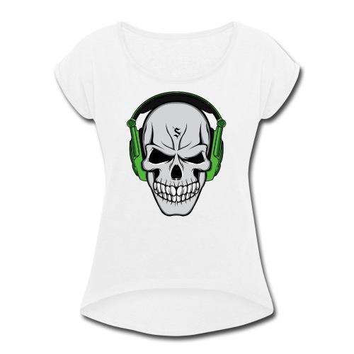 The Represent Tee - Women's Roll Cuff T-Shirt