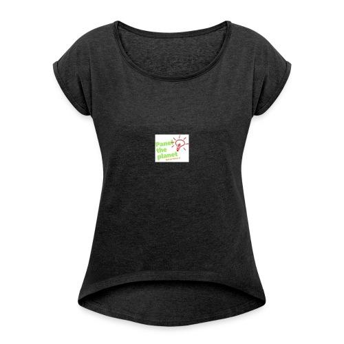 IMG 3397 - Women's Roll Cuff T-Shirt