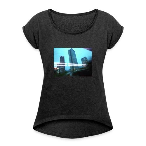 BGTA - Women's Roll Cuff T-Shirt