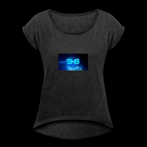 SMB - Women's Roll Cuff T-Shirt
