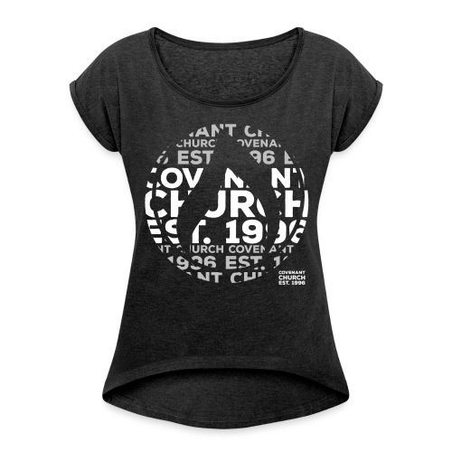 Heritage Collection - Women's Roll Cuff T-Shirt