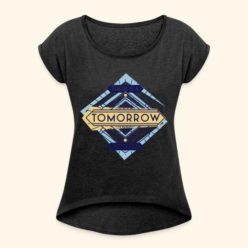 Carousel's Promise - Women's Roll Cuff T-Shirt