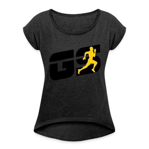 sleeve gs - Women's Roll Cuff T-Shirt