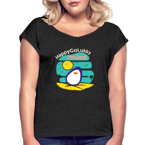 HGL Vacation Shirt - Women's Roll Cuff T-Shirt