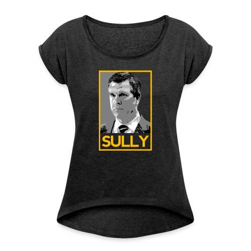 Sully - Women's Roll Cuff T-Shirt