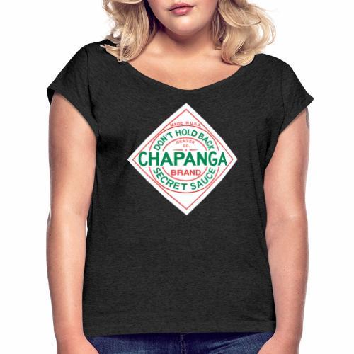 Chapanga - Women's Roll Cuff T-Shirt