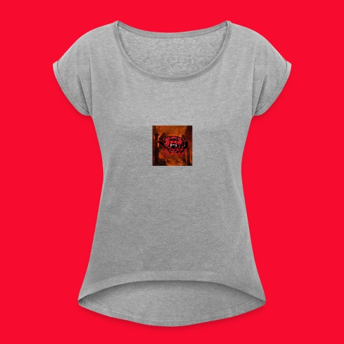 VoiD Blitzz - Women's Roll Cuff T-Shirt