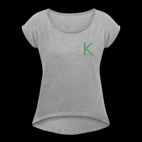 studioKorner Professional - Women's Roll Cuff T-Shirt