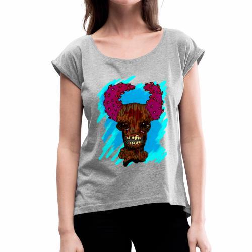 Unkown - Women's Roll Cuff T-Shirt