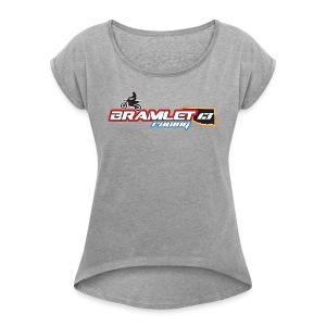 Bramlet Racing - Women's Roll Cuff T-Shirt