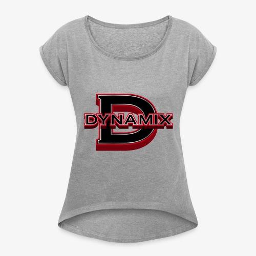 dynamix - Women's Roll Cuff T-Shirt