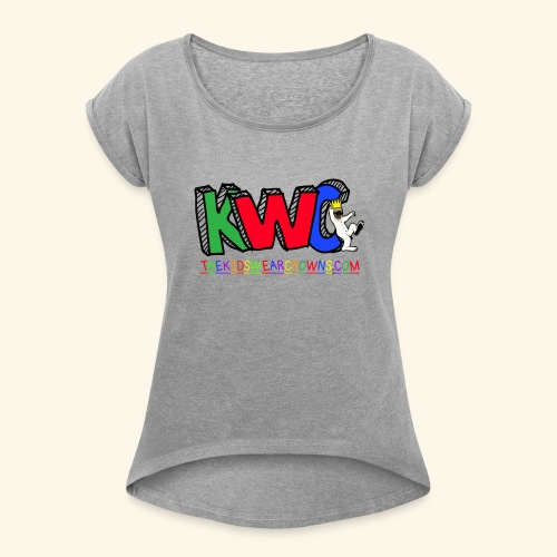 KWC TEE - Women's Roll Cuff T-Shirt