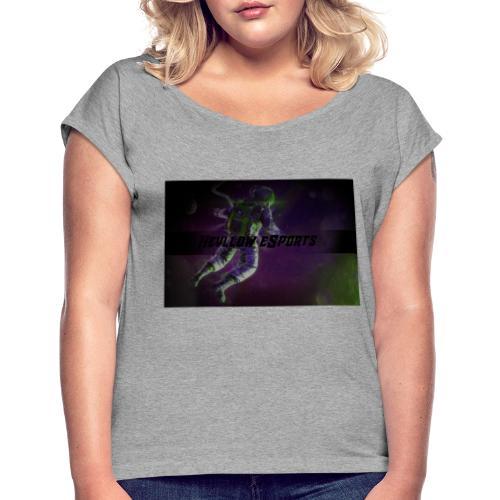 Banner - Women's Roll Cuff T-Shirt