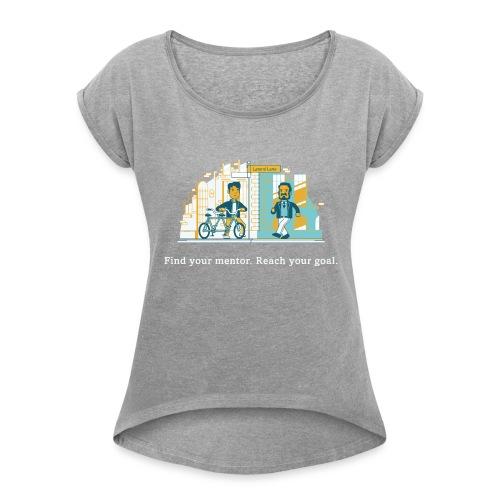 TShirt Larene - Women's Roll Cuff T-Shirt