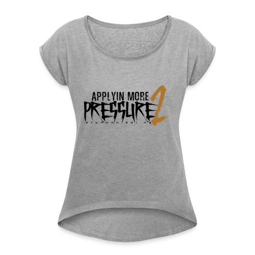 AP2 - Women's Roll Cuff T-Shirt