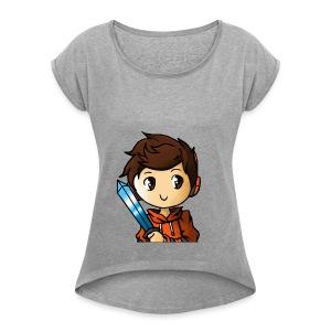 Variant Avatar - Women's Roll Cuff T-Shirt