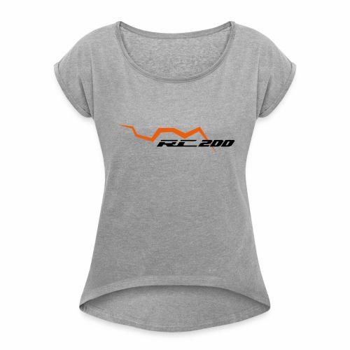 rc 200 - Women's Roll Cuff T-Shirt