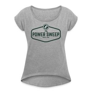 TPS - Women's Roll Cuff T-Shirt