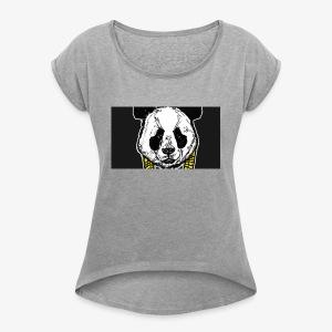 10152C30 BE87 47CE 8CFD EC839D4EA0BC - Women's Roll Cuff T-Shirt