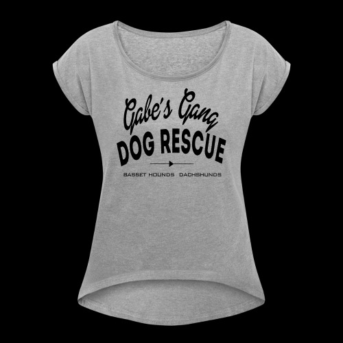 vintage - Women's Roll Cuff T-Shirt